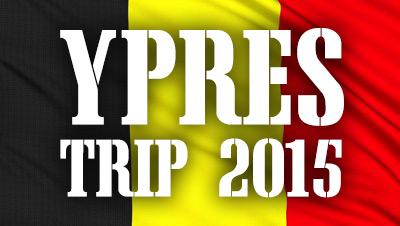 Ypres Trip 2015