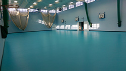 Sports Hall in Progress 3