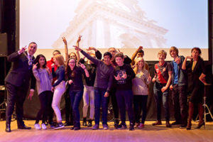 BTEC Acting Group Perform at the Guildhall