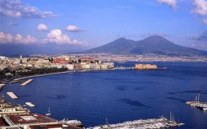 Geography Bay of Naples Trip
