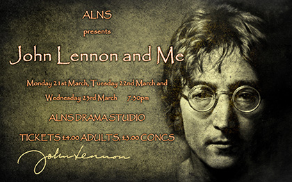 John Lennon and Me