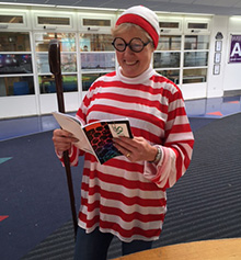 WorldBookDay2016 2