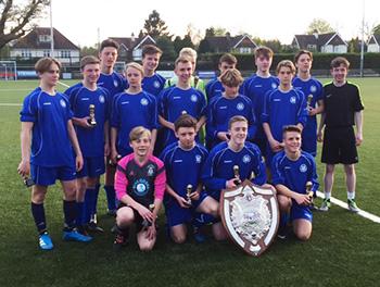 Pickford Shield Trophy