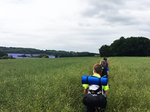 Challenging DofE Expedition