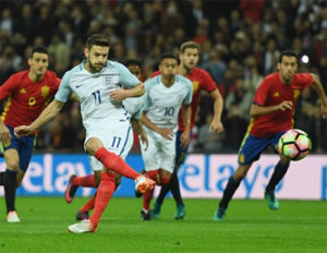 England v Spain Wembley Trip