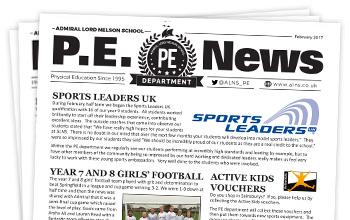 PE News Feb17