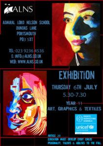 GCSE Design Exhibition