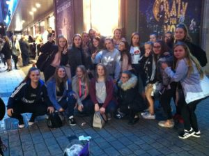 BTEC theatre trip to see Christopher Bruce Ghost Dances