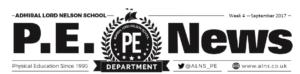 Extra-Curricular PE Clubs for April 2018