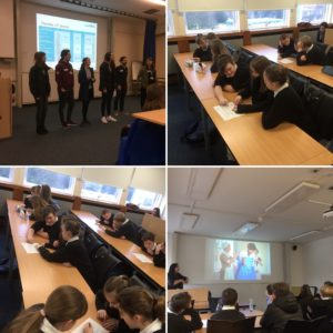 Year 8 Challenge Club Visit to Southampton University