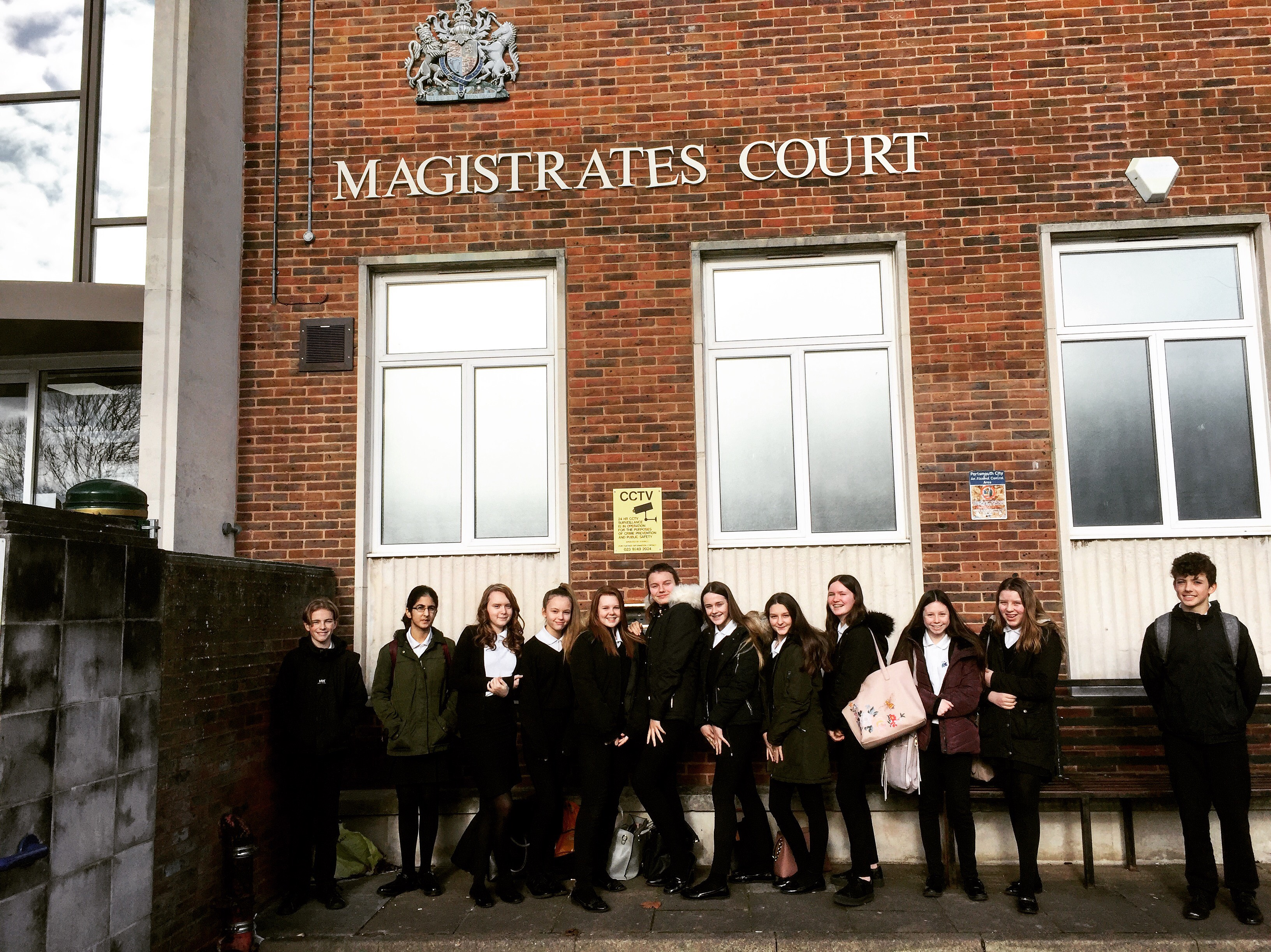 Magistrates Court 1