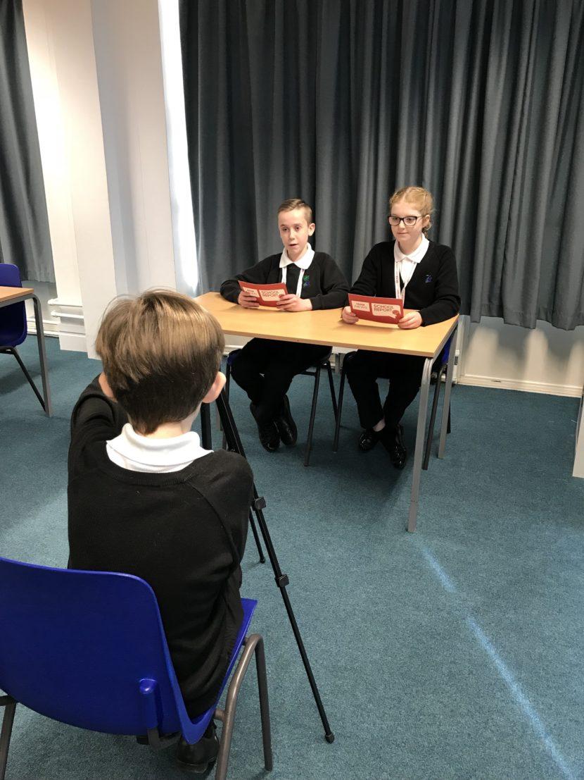 BBC School Report 1