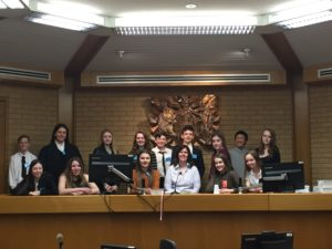 Hampshire Mock Trials