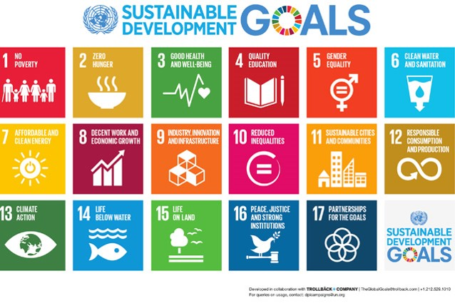 SustainableDevelopmentGoals