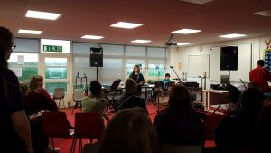 Performing Arts Festival at ALNS