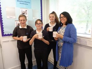 Hot Chocolate with the Headteacher – Friday 15th June 2018
