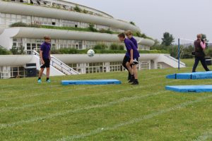 Soccer Aid Playground Challenge