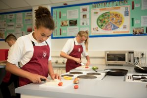 Teacher of Design (specialising in Food Technology)