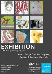 Design Exhibition – 5th July