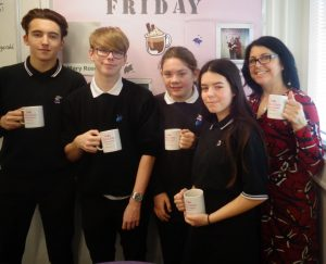 Hot Chocolate with Headteacher – Friday 18th January 2018