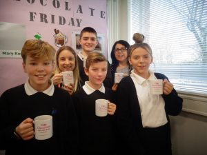 Hot Chocolate with the Headteacher – Friday 25th January 2019