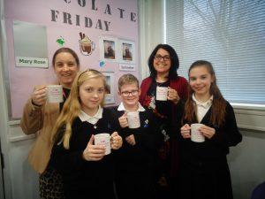 Hot Chocolate with the Headteacher – Friday 1st February 2019