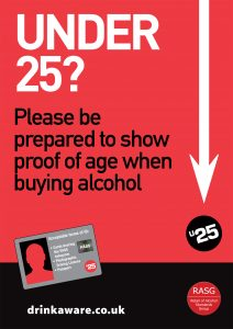 Hampshire Constabulary Alcohol Test Purchasing Operation