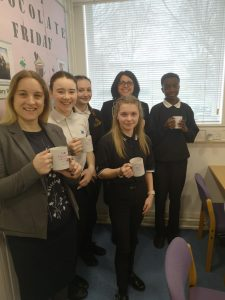 Hot Chocolate with the Headteacher – Friday 15th March 2019