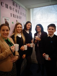 Hot Chocolate with the Headteacher – 8th March 2019