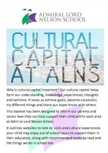 ALNS Cultural Capital