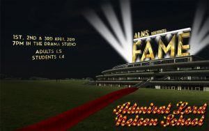 FAME – 1st to 3rd April 2019