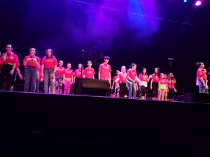 Admiral Lord Nelson School at Soundsational