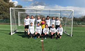 ALNS Girls U13 Football Team Success!