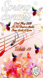 Spring Concert – 23rd May