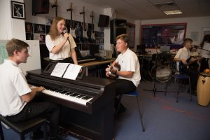 Vacancy: Teacher of Performing Arts (specialising in Music)