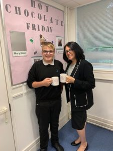 Hot Chocolate with the Headteacher – 7th June 2019