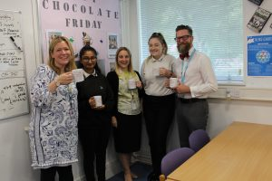 Hot Chocolate with the Headteacher – 28th June 2019