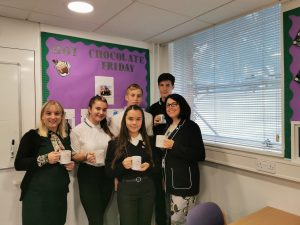 Hot Chocolate with the Headteacher – 27th September 2019