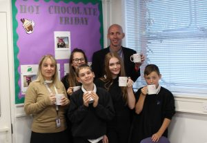 Hot Chocolate with the Headteacher – 11th October 2019