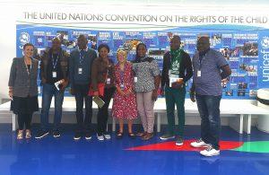 School Leaders from Nigeria Visit ALNS!