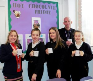 Hot Chocolate with the Headteacher 22nd November 2019