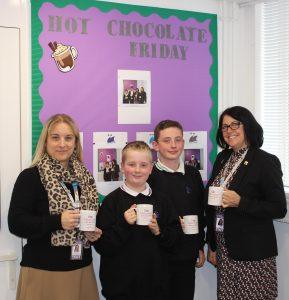 Hot Chocolate with the Headteacher – 15th November