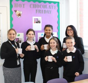 Hot Chocolate with the Headteacher – 13th December 2019