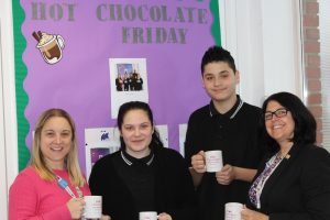 Hot Chocolate with the Headteacher – 6th December 2019