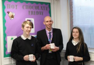 Hot Chocolate Friday with the Headteacher – Friday 28th February 2020