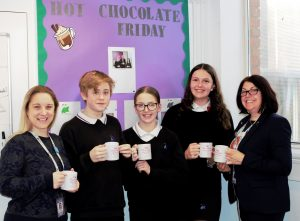 Hot Chocolate Friday with the Headteacher – 6th March 2020