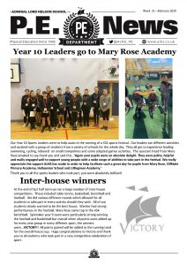 PE Newsletter – Feb 2020