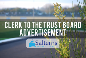 CLERK TO THE TRUST BOARD ADVERTISEMENT