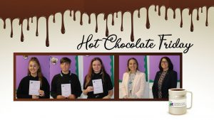 Hot Chocolate with the Headteacher 18th September 2020