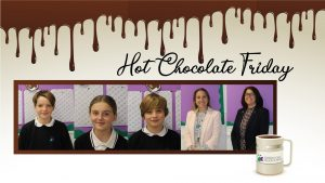 Hot Chocolate with the Headteacher 9th October 2020